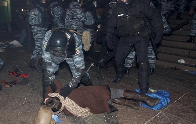 Ukrajna, Majdan nezaviszimosztyi