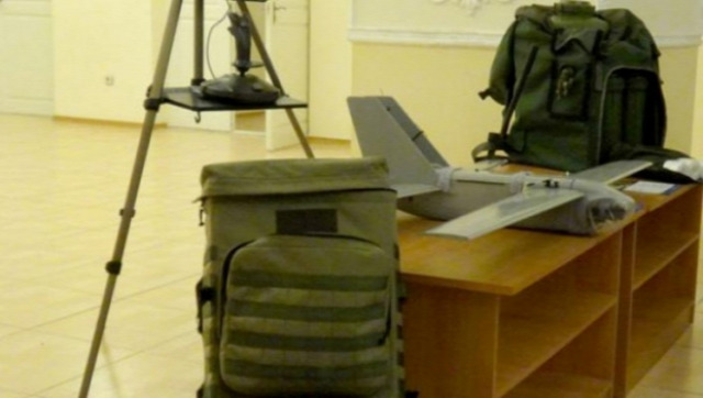 Ukrajna ukrán hadsereg Ukroboronprom dron drón