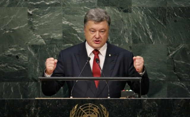 Az ukrán elnök odesszai beszéde