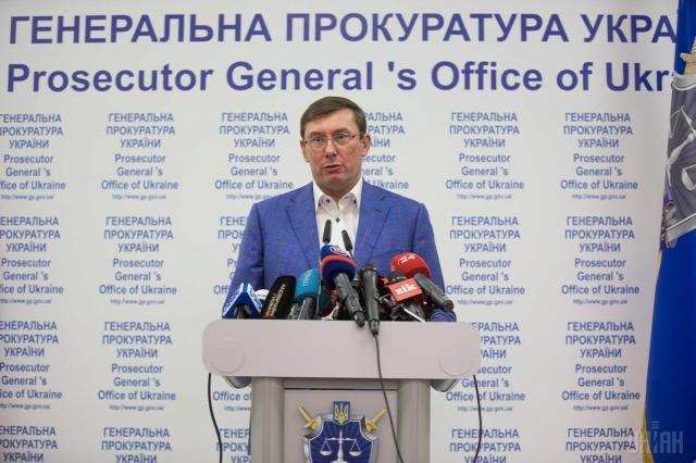 Ukrajna főügyész terror oroszország ukrán