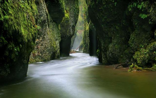 Oneonta kanyon
