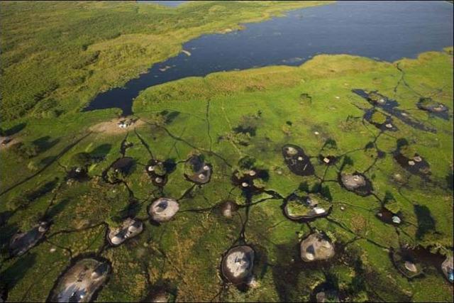 Szudd, a legnagyobb mocsár a világon