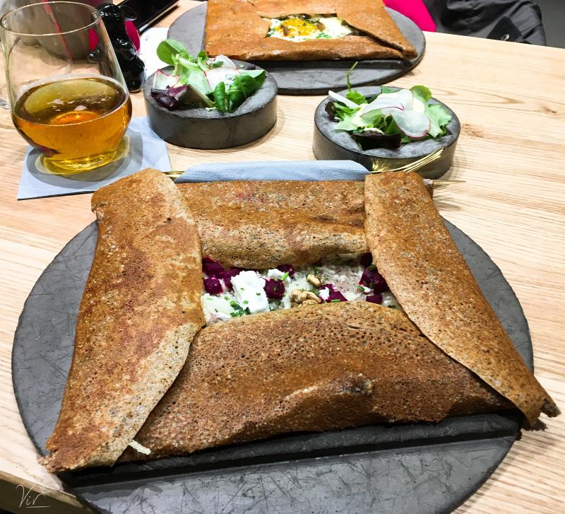 palacsintázó Budapest francia konyha breton leves menü van VII. kerület