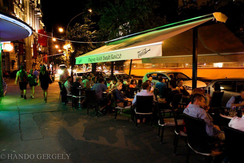 Budapest VII. kerület kávé kávézó cider rövidital wifi