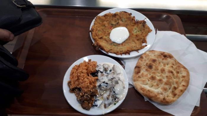 belföld Budapest V. kerület török étterem vendégposzt