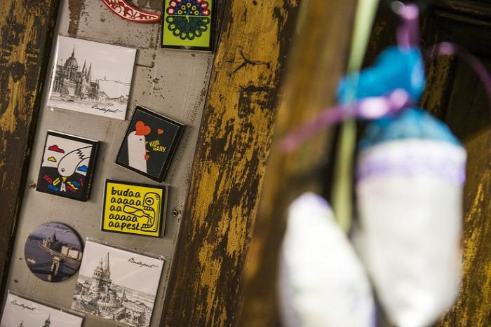 Budapest élményközpont V. kerület étterem pisztráng látványfüstölés kézműves termékek állatbarát hazai hal tájjellegű magyar konyha néprajz múzeum különterem belföld