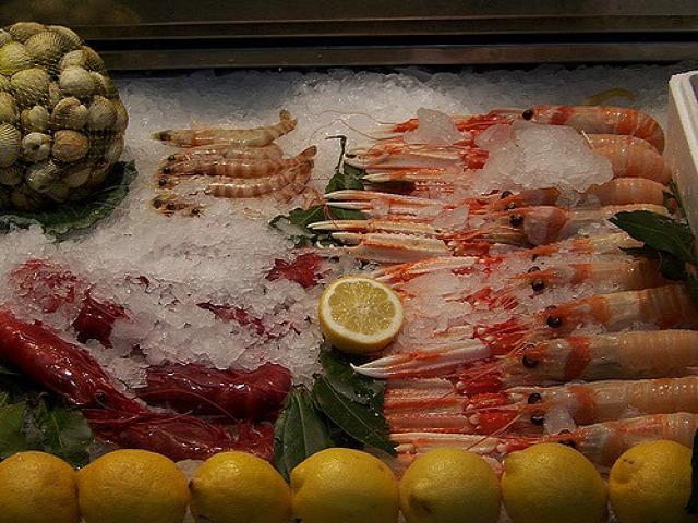 azelsosprint hal tengeri külföld étterem Madrid halas