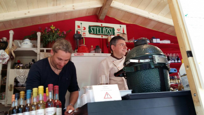 amerikai stílus esemény Budapest hal kioszk mangalica mexikói taco osztriga pizza étterem