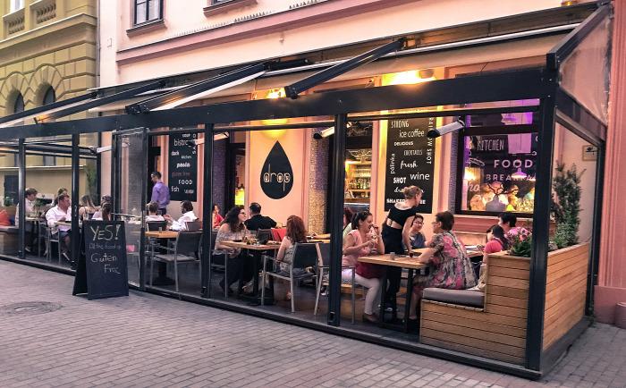 gluténmentes belföld Budapest hal nyúl VI. kerület sütemény étterem
