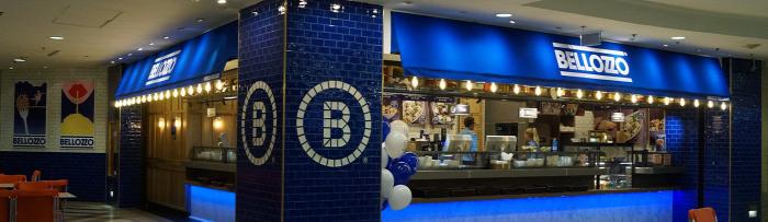 bevásárlóközpont Budapest VI. kerület kávé wifi olasz konyha tészta étteremlánc belföld