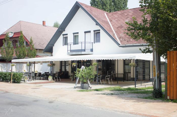 belföld Balaton Gyenesdiás cukrászda  sütemény torta állatbarát