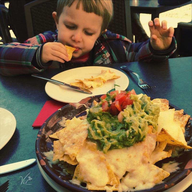 külföld mexikói Madrid étterem taco étteremlánc nachos