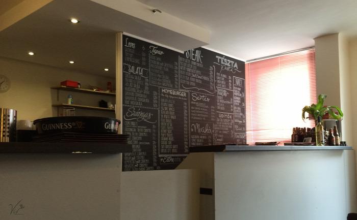 wifi Budapest IX. kerület ételbár Mester utca A-tól Z-ig bisztró mexikói amerikai stílus hamburger