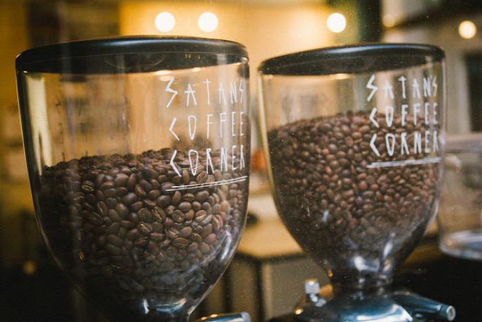 kávé kávéház pörkölő Barcelona külföld vendégposzt Katalónia