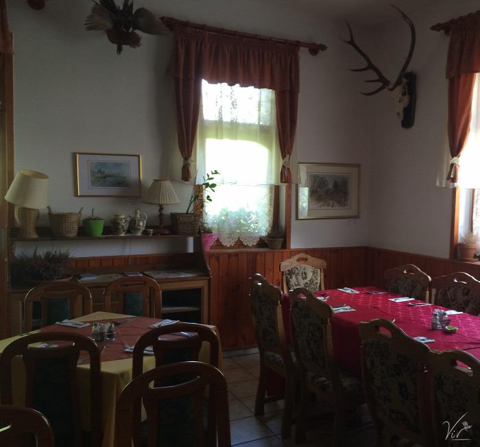 Mátra tájjellegű étterem vadételek szlovák ételek sztrapacska