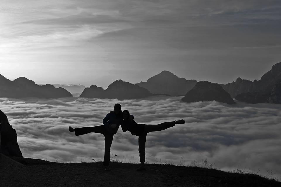 hegymászás Messner Varkonyi László Triglav társ
