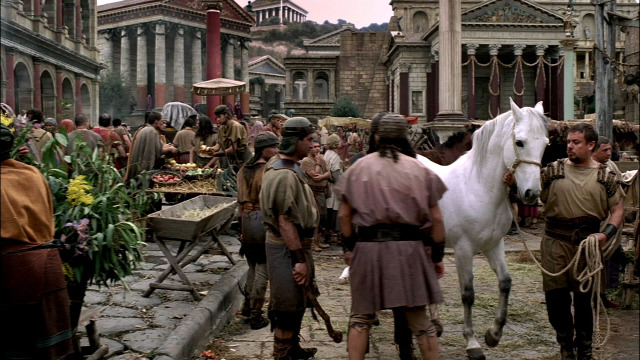 hbo rome