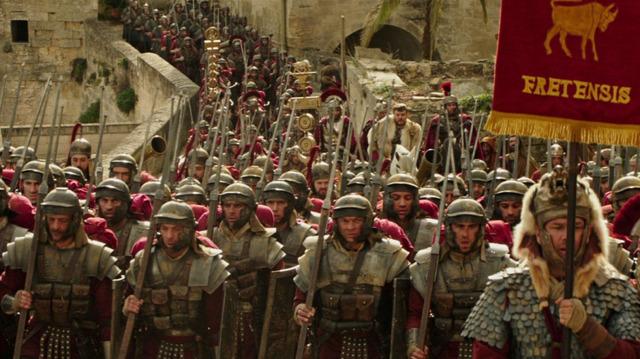 történelem  kultúra Legiós tunica  vörös szín