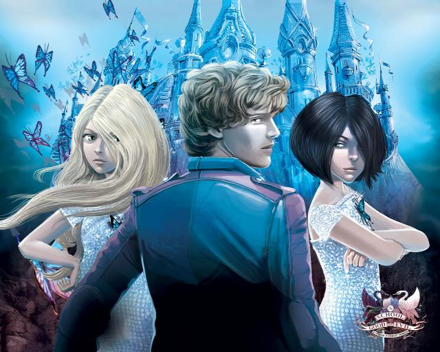 5 Könyvajánló Fantasy Romantikus Sorozat Ifjúsági Young Adult