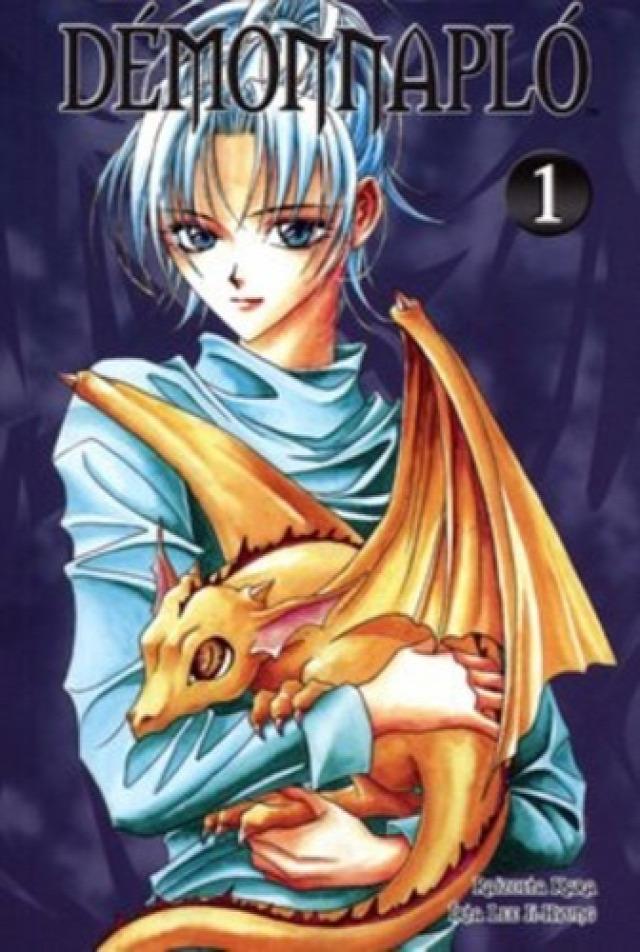 6 Könyvajánló Manga Sorozat Fantasy Ifjúsági Humor