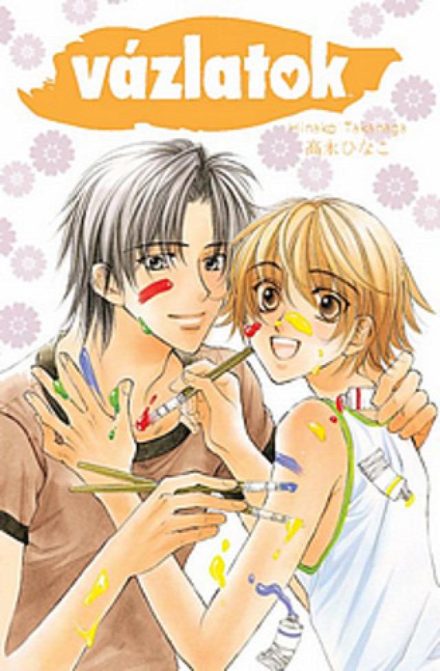 Könyvajánló Manga 4 Romantikus