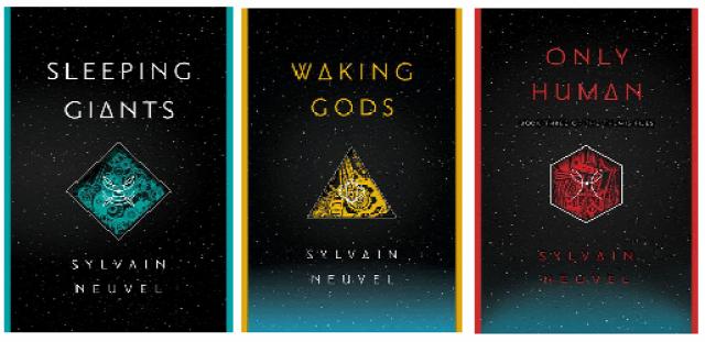 Könyvajánló 5 Sorozat Sci-fi Felnőtt