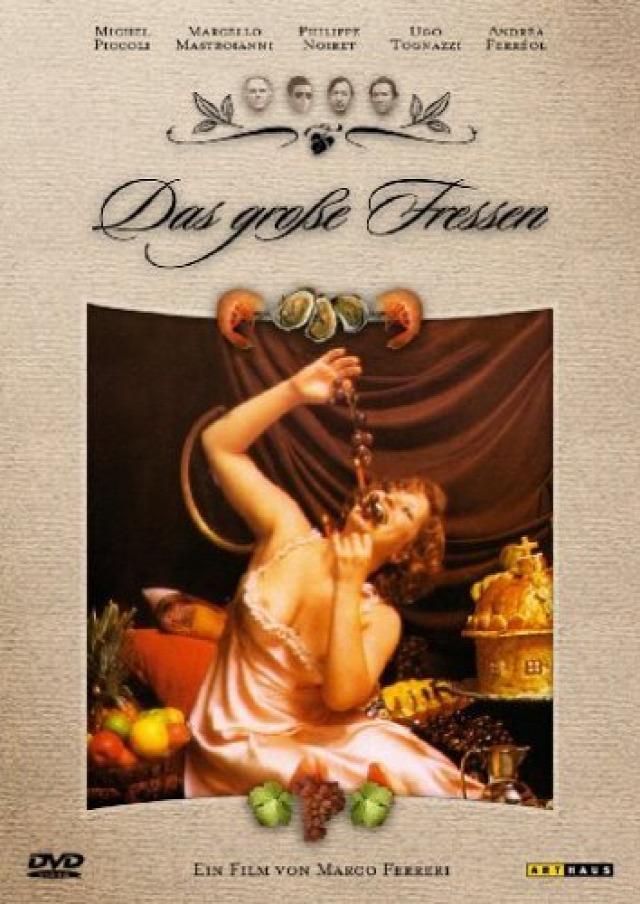 hússprint Peter Greenaway Marco Ferreri Paul Cox Párnakönyv A virággyűjtő A nagy zabálás A hús A szakács a tolvaj a feleség és a szeretője Számokba fojtva művészfilm társadalomkritika filmelemzés