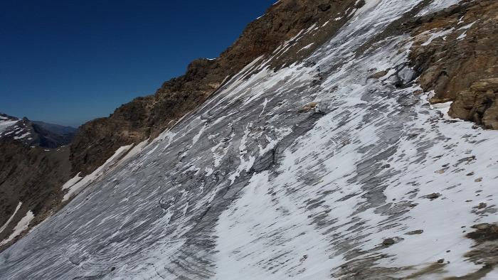 Ausztria Karintia Mölltaler Gletscher libegő