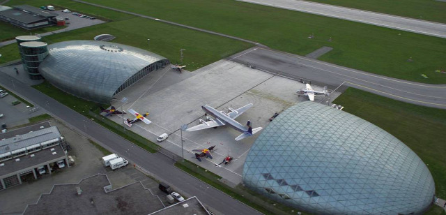 Ausztria Salzburg tartomány Salzburg Hangar-7