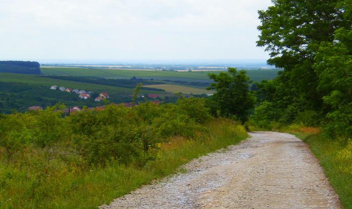 Magyarország BAZ megye Szomolya túra túraút kilátó