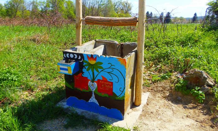 Magyarország Zala megye túra túraút vár várak Rezi