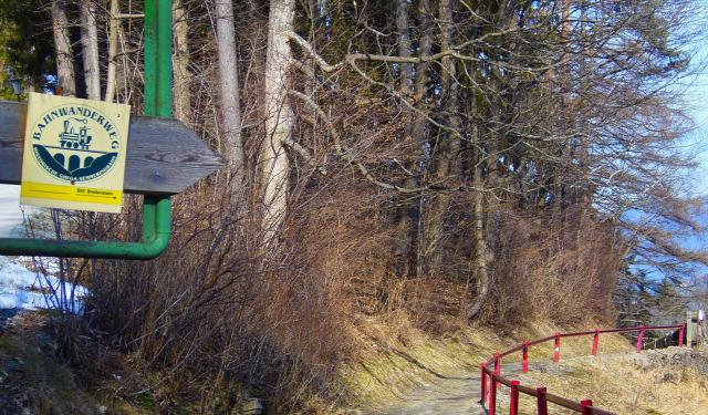 Ausztria Alsó-Ausztria Semmering túraút vonat vasút