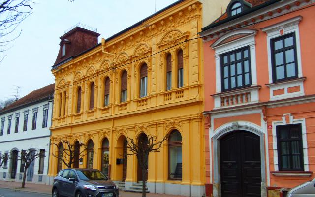 Szlovénia Lendva város