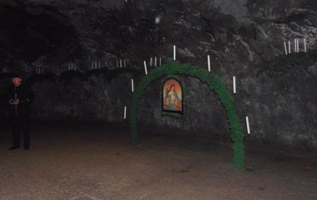 Ausztria Alsó-Ausztria barlang tavasbarlang Seegrotte