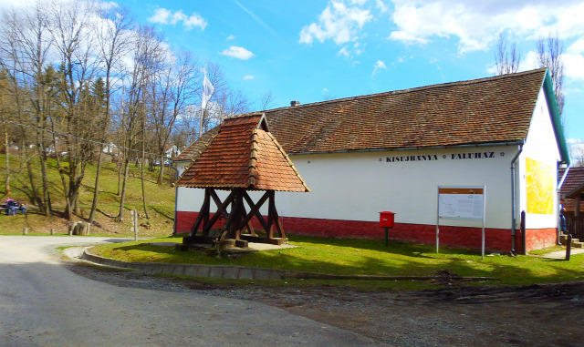 Magyarország Baranya megye Óbánya túraút Kisújbánya Máré-vár