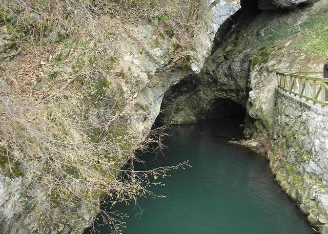 Szlovénia barlang Postojna cseppkőbarlang