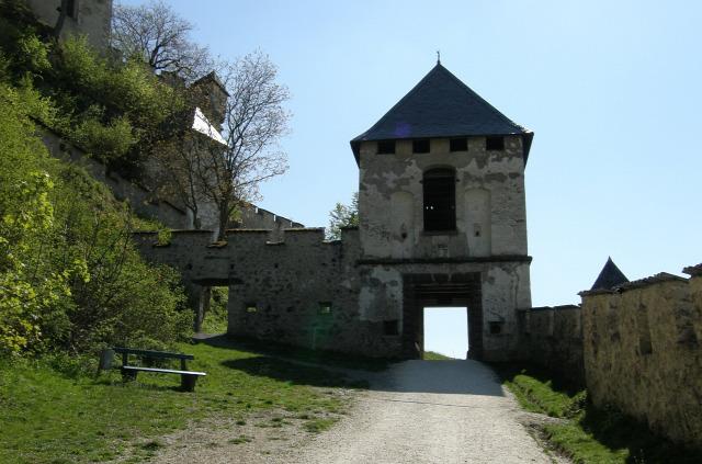 Ausztria Karintia várak Hochosterwitz Klagenfurt