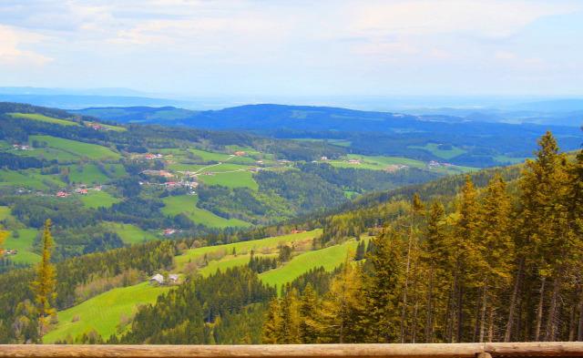 Ausztria Alsó-Ausztria hegy Mönichkirchen