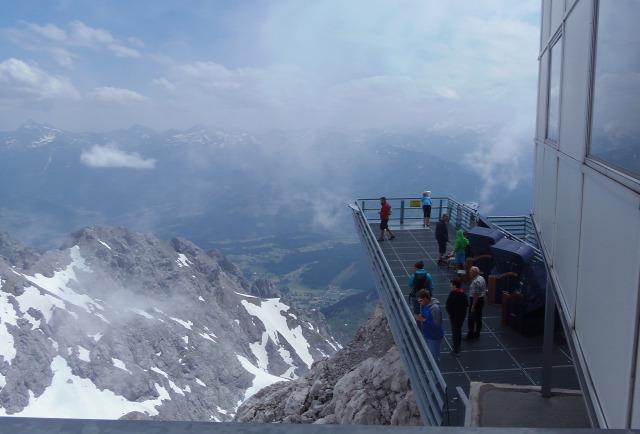 Ausztria Stájerország Felső-Ausztria Schladming Ramsau hegy Dachstein