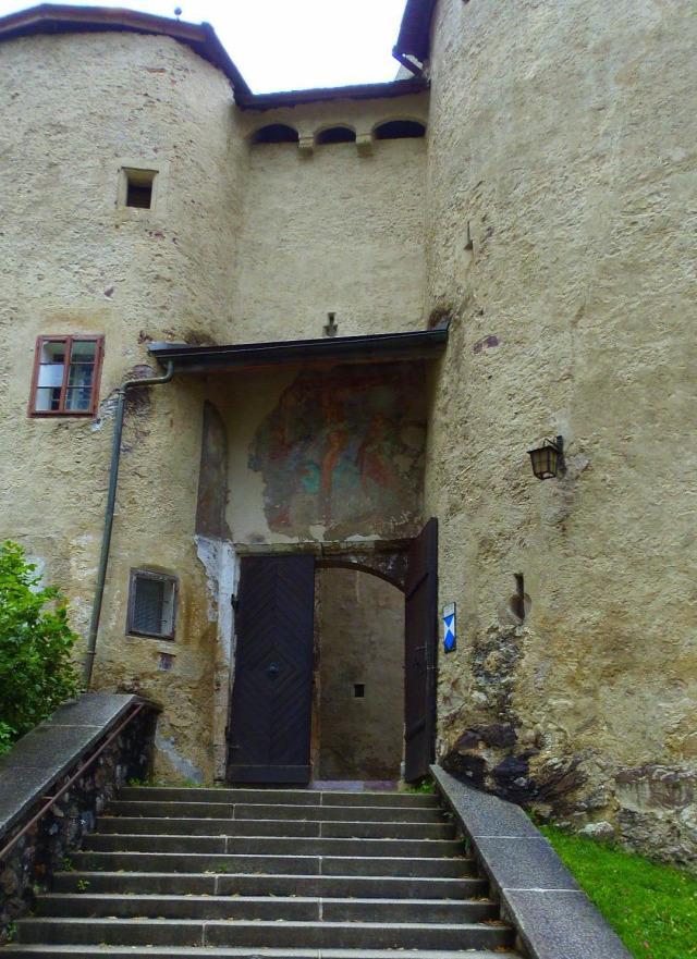 Ausztria Stájerország Eisenerz várak