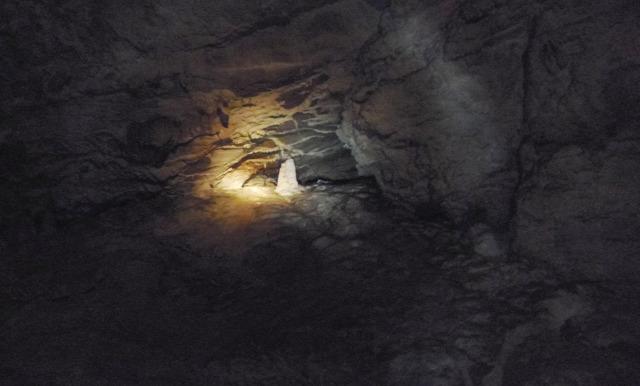 Ausztria Alsó-Ausztria Ötscher barlang cseppkőbarlang
