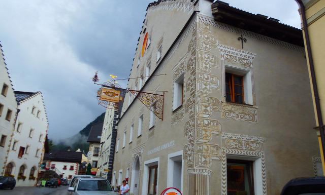 Ausztria Salzburg tartomány város Mauterndorf