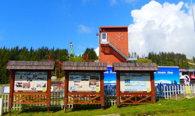 Szlovákia Tátra Magas-Tátra Csorbató Csorba-tó város hegy