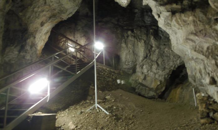 Szlovákia Alacsony-Tátra Tátra Chopok barlang jégbarlang cseppkőbarlang