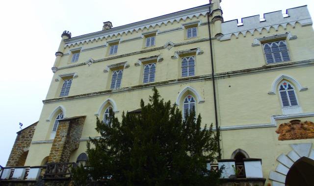 Horvátország Trakoscan Trakostyán várak