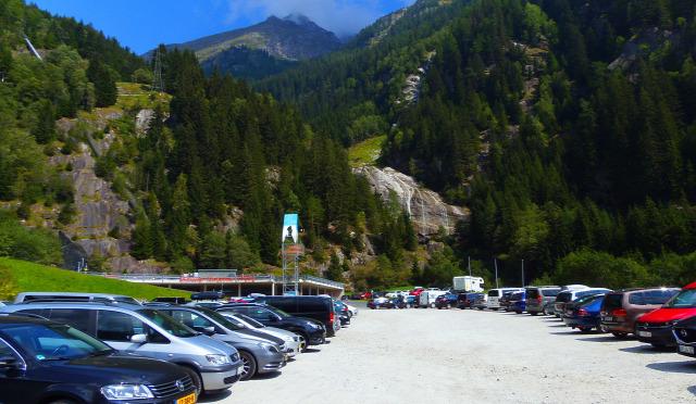 Ausztria Karintia sikló Mölltaler Gletscher