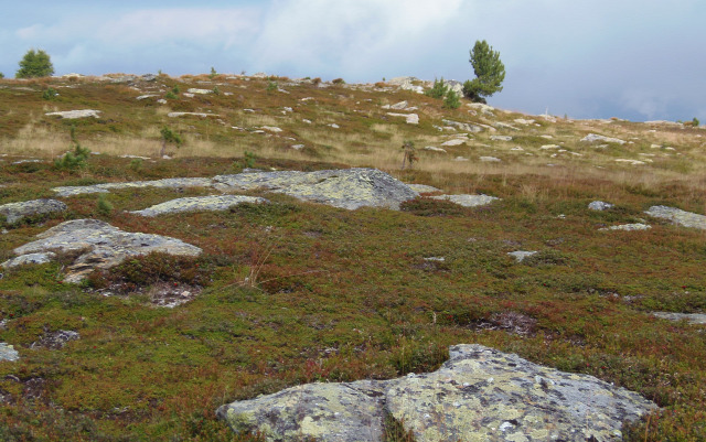 Ausztria Stájerország Murau Kreischberg hegy csúcskereszt