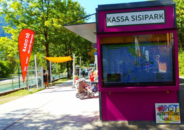 Ausztria Felső-Ausztria Bad Ischl város Salzkammergut