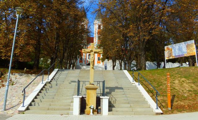 Magyarország Baranya Máriagyűd város zarándokhely