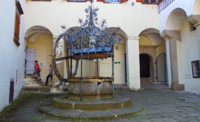 Ausztria Stájerország várak Riegersburg
